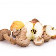 scandic apple shiitake